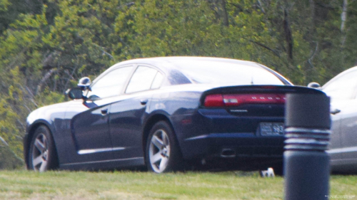 Additional photo  of Rhode Island State Police                     Cruiser 983, a 2013 Dodge Charger                     taken by Kieran Egan